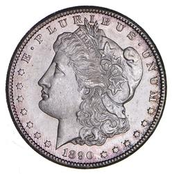 1890-CC Morgan Silver Dollar - Uncirculated