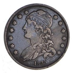 1835 Capped Bust Quarter - Sharp