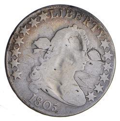 1805 Draped Bust Half Dollar - Circulated