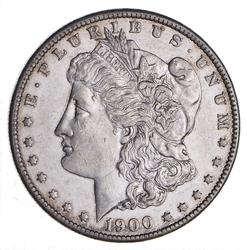 1900-O/CC Morgan Silver Dollar - Near Uncirculated
