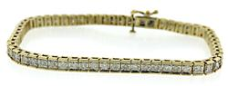 Amazing Diamond Tennis Bracelet