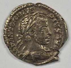 Razor sharp Roman Silver Denarius of Elagabalus, 222 AD