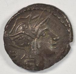 Great Roman Republic, D. Junius Silanus Silver Denarius