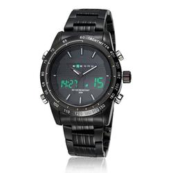 Quartz Sports Wristwatch 30M Water Resistant