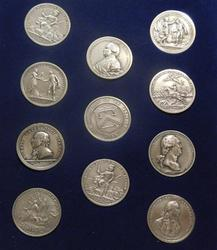 1976 First Medals of the United States, BiCentennial gp