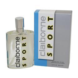 CLAIBORNE SPORTCOLOGNE SPRAY 3.4 oz / 100 ml