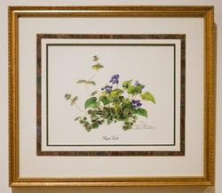 Limited Edition Color Lithograph by Sallie Middleton