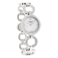 New Ladies Mother of Pearl Dial Tissot, Swiss, Sapphire