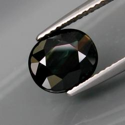 Sultry 2.60ct unheated midnight blue Sapphire