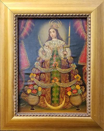 Beautiful  Original Oil By Juan Diego