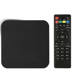 Smart Android 6.0 TV Box Quad Core UHD 4K Mini PC Wifi