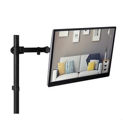 New Single Monitor Arm Full Adjustable Mount Desk Stand