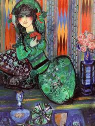NASSER OVISSI Giclee on canvas