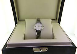 Tiffany & Co Metro 2 Hand 28mm Diamond Watch