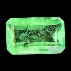 Vivid 2.08ct unheated Columbian Emerald