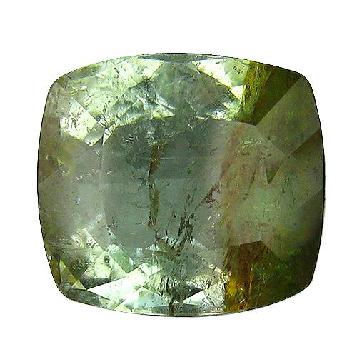 Just amazing 5.40ct Brazilian bi-color Tourmaline