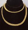 Long Gold Chain Necklace, 31in