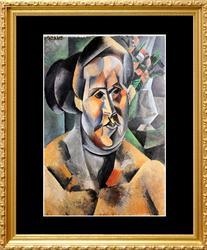 Pablo Picasso, Portrait of Fernande