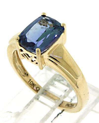 Beautiful Tanzanite: Beautiful Tanzanite Ring