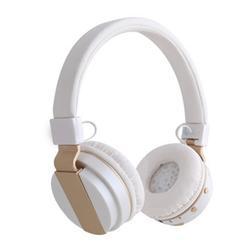 Stereo FM Radio Tf Card Bluetooth 4.0 Headphone w/ Mic