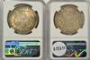 Lovely 1885-P & 1904-O Morgan Silver Dollars. NGC MS64