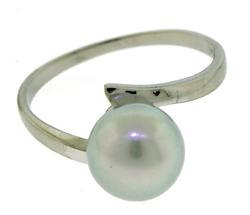 8mm Pearl Ring