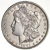 1901 Morgan Silver Dollar - Circulated