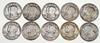 Lot (10) 1921 Alabama Centennial Commemorative Half Dollars