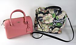 Lot of 2 Cute Handbags
