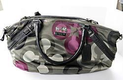 Lot of 3 Shades of Pink Handbags