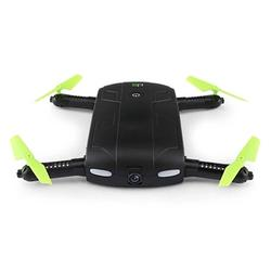 Wifi FPV 480P Camera Foldable Selfie Drone 6-Axis Gyro
