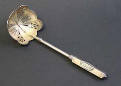 Gorham Sterling Silver Unusual Victorian Pierced  Server