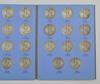 Complete Set - 35 Coins - Liberty Standing Half Dollars 1916-1936