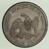 1860-O Seated Liberty Silver Dollar - Circulated