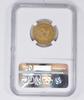 XF Details 1845-D $5.00 Liberty Head Gold Half Eagle - NGC Graded