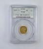 XF40 1846-D $2.50 Liberty Head Gold Quarter Eagle - DOILEY - PCGS