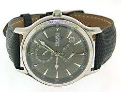 Prague Automatic Stainless Steel Watch
