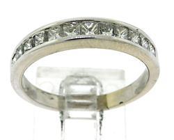 Nice Princess Cut Diamond Ring