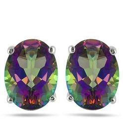 Mystic Gemstone Earrings