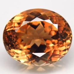 Glittering 13.02ct Imperial Topaz