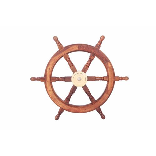 Bologna Ship Wheel, Beguiling And Glorious Naval decor