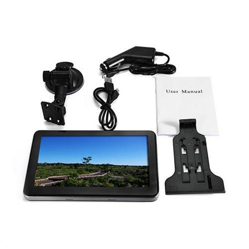 7in Car GPS Navigation Navigator with Bluetooth AV