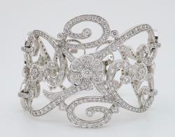 Penny Preville Diamond  Bracelet