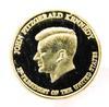 2008 JFK 14K Gold Proof Coin w/COA