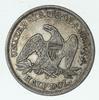 1858-O Seated Liberty Half Dollar - Circulated