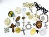 Lot of Vintage Religious Jewelry