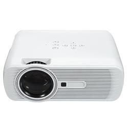 1200Lumens 800*480 Resolution Portable HD LED Projector