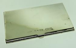 Tiffany & Co 1837 Business Card Holder