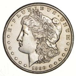 1890-CC Morgan Silver Dollar - Sharp