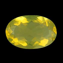Top clarity high fire 10.71ct Mexican Fire Opal